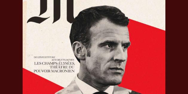 """Une de """"M, le magazine du Monde"""""""