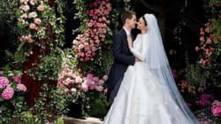 Miranda Kerr dévoile les photos de son mariage avec le fondateur de