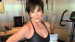 Le bras de Kris Jenner n'est pas normal sur cette photo, et ses followers l'ont