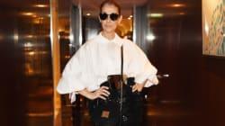 C'est officiel: les sacs de Céline Dion sont enfin
