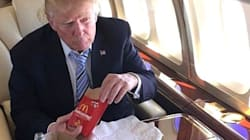 Trump Changed His Burger Order To Make It A Little