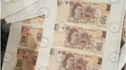 FOTOS: Desmantelan fábrica de billetes falsos en