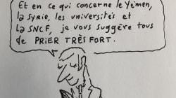 Les déclarations de Macron sur l'Église ont inspiré Joann