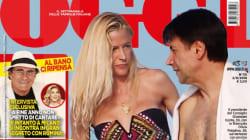 Le prime immagini del premier Conte in vacanza con la fidanzata Olivia
