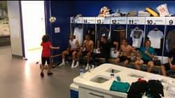 Le fils de Marcelo a enflammé le vestiaire du Real Madrid avec ses passes de