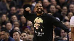 Drake a toujours un coup de cœur pour cette