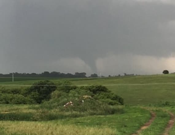 Photos: Severe weather hammers central US