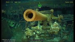 L'épave de ce porte-avion américain coulé en 1942 a enfin été