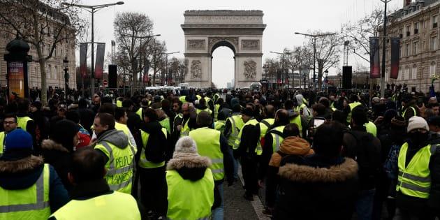 Des gilets jaunes appellent à se mobiliser pour l'acte 10, samedi 19 janvier.