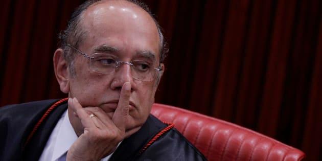 "Ministro Gilmar Mendes: ""Modéstia às favas""."