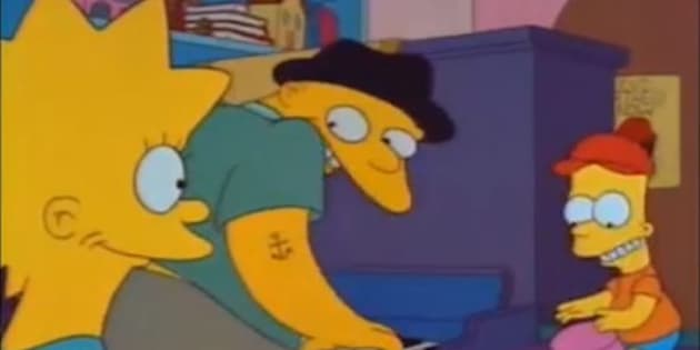 """Les producteurs des """"Simpson"""" pensent que Michael Jackson a utilisé la série à des fins d'abus sexuels sur des mineurs."""