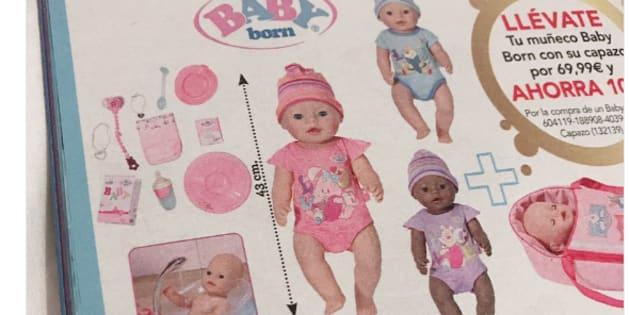 Catálogo juguetes.