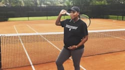 Serena Williams Is Still Being A Boss On The Tennis Court At 6 Months