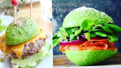 On a testé deux recettes d'avocado burgers dans notre