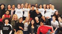 Lena Dunham chahutée après s'être invitée sur une photo de Time's