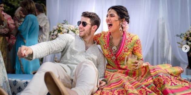 Priyanka Chopra et Nick Jonas se sont mariés en Inde.