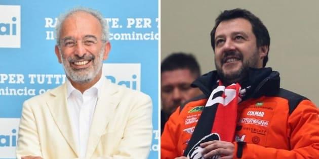 """Gad Lerner: """"Salvini? Sto ancora godendo per il gol nel"""