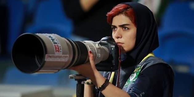 Lo smacco di Parisa al regime di Teheran, è la prima donna i