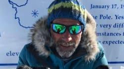 Entre deux émissions sur M6, l'explorateur Mike Horn établit un record