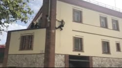Un bombero salva a una menor que quería suicidarse en un pueblo de