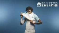 L'OM dévoile (en partie) son nouveau maillot