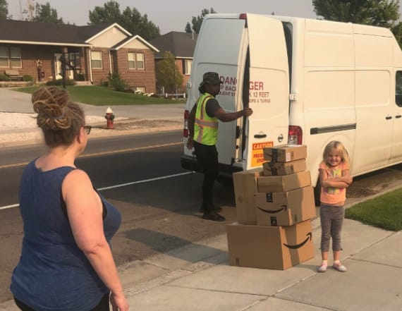 Kid secretly orders $400 worth of toys from Amazon