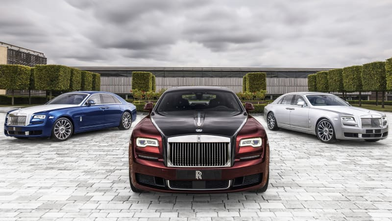 Rolls-Royce Ghost Zenith Collector's Edition is the ultimate