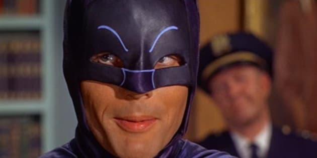 Décès d'Adam West, le plus kitsch des Batman