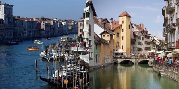 """""""Non andate a Venezia, Annecy in Francia ha i canali ed è meno affollata"""": 12 mete da evitare nel 2018 secondo la Cnn"""