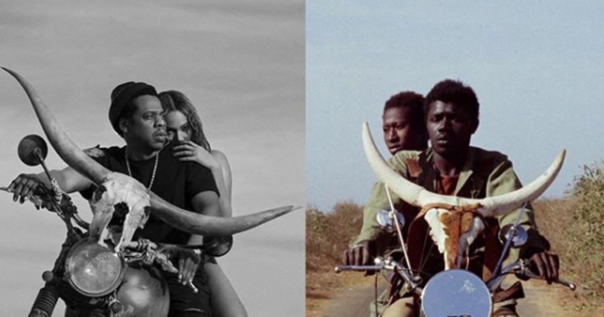 """Beyoncé et Jay-Z ont """"emprunté"""" l'image d'un film sénégalais pour promouvoir leur tournée"""