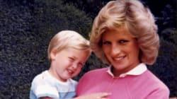 Las cinco fotos inéditas de Diana publicadas por sus