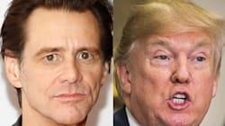 Jim Carrey's Submission For Donald Trump's Official Portrait Cannot Be