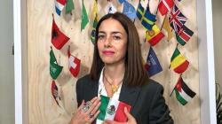 Las palabras de Cecilia Suárez en la ONU que invitan a reflexionar sobre la violencia contra la