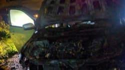Deux suspects ont été arrêtés relativement à l'incendie du véhicule de Mohamed