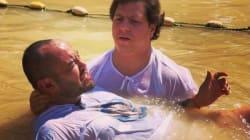Mauricio Clark expone su bautizo que le 'limpió' su