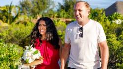 Salma Hayek et François-Henri Pinault ont renouvelé leurs vœux de mariage dans un paysage