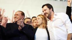 L'abbraccio tra Berlusconi e Salvini è durato un giorno. Si torna ai palchi