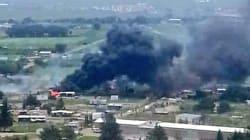 Explosión en Tultepec deja heridos y al menos un