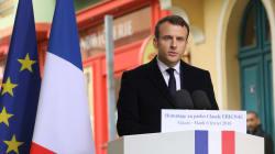 Macron rend hommage au préfet Erignac en réaffirmant