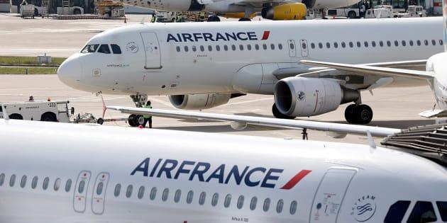 85% des vols assurés jeudi 3 mai 2018 — Grève Air France