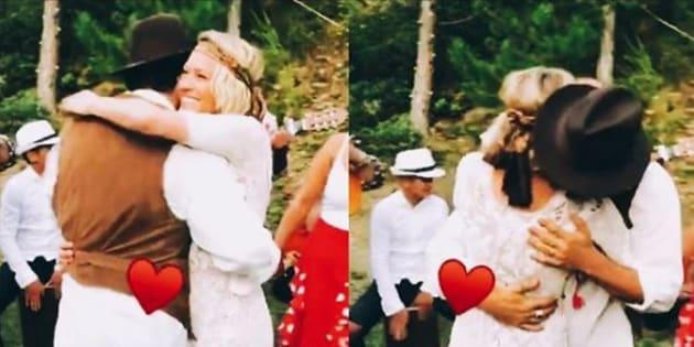 Robin Wright a épousé le Français Clément Giraudet lors d'une cérémonie secrète