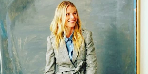 Gwyneth paltrow conseille de vous mettre un uf dans le vagin for Video interieur vagin