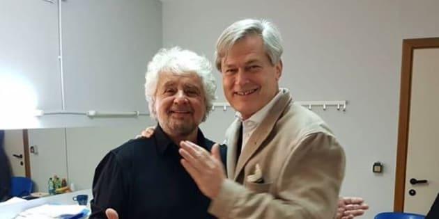Beppe Grillo in campo per riaccendere la quinta stella, l