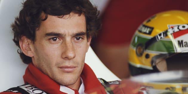 Três vezes campeão mundial, pilogo Ayrton Senna morreu há 23 anos.