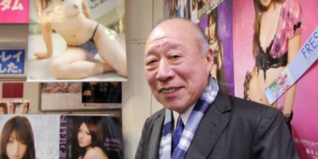 El actor porno más viejo del mundo explica su secreto