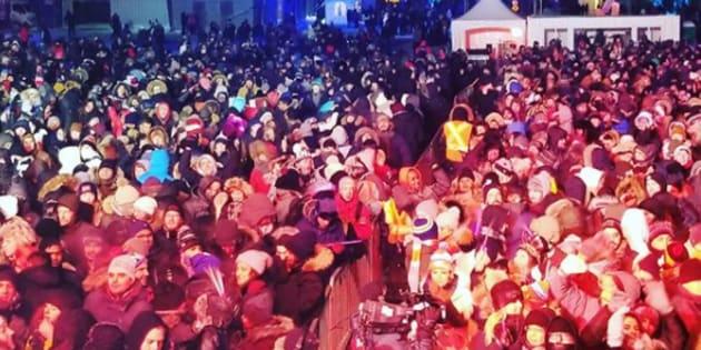 La fin des festivités du 375e de Montréal approche