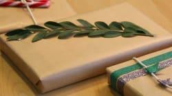 Comment faire de jolis emballages cadeaux avec... du papier