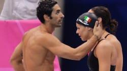 La dedica della Pellegrini a Magnini per il suo addio al nuoto è il simbolo di un sodalizio indissolubile dentro e fuori dell...