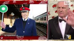Per Gene Gnocchi il treno Pd danneggerà Renzi: