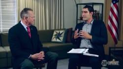 Sacha Baron Cohen poursuivi par l'ultraconservateur américain qu'il a piégé dans une